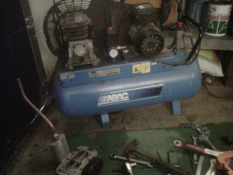 Air compressor problem   Pitchcare Forum