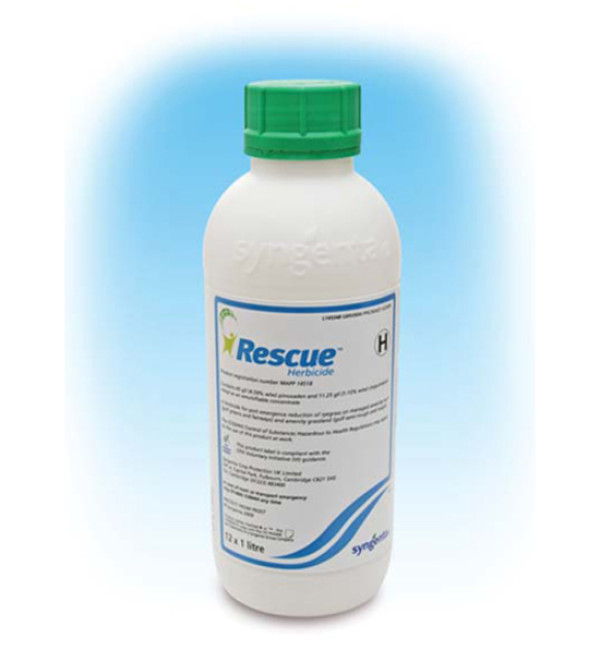 Rescue Selective Herbicide 1l Control For Weed Grasses