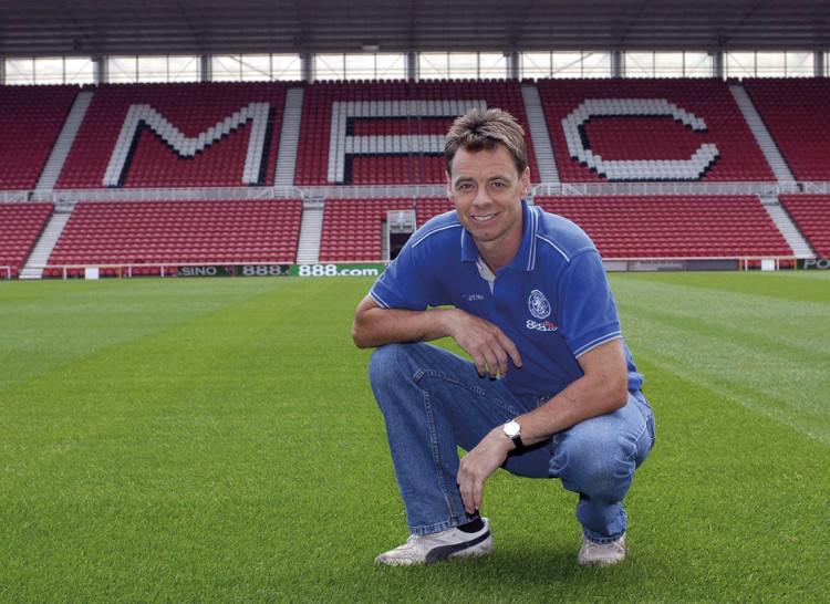 Middlesbrough FC - Full 'steam' ahead for Boro | Pitchcare