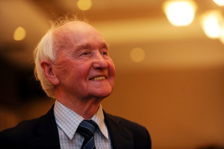 tributes paid to irreplaceable albert francis mbe who has died