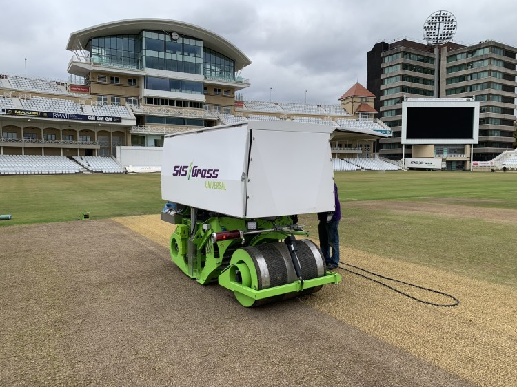 Revolutionary hybrid grass technology set to transform