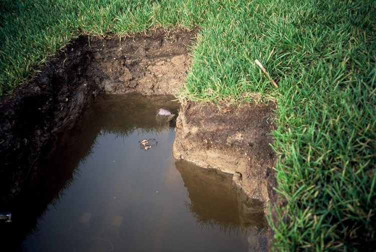 Land Drainage - Soil, water and    | Pitchcare Articles