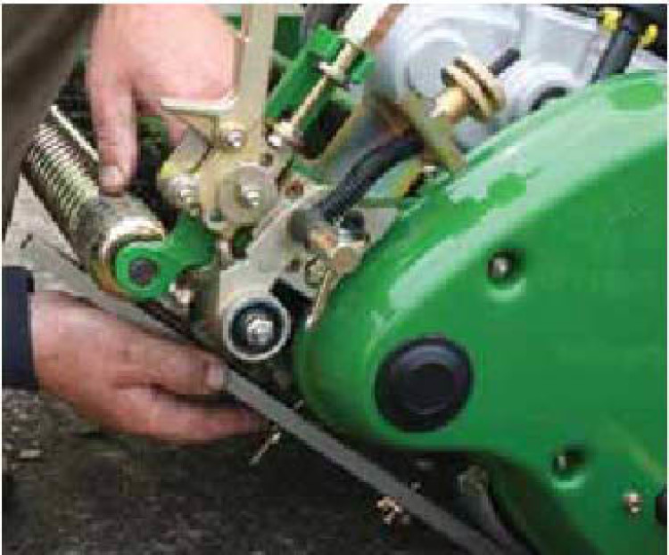 Looking after a cylinder mower | Pitchcare Articles