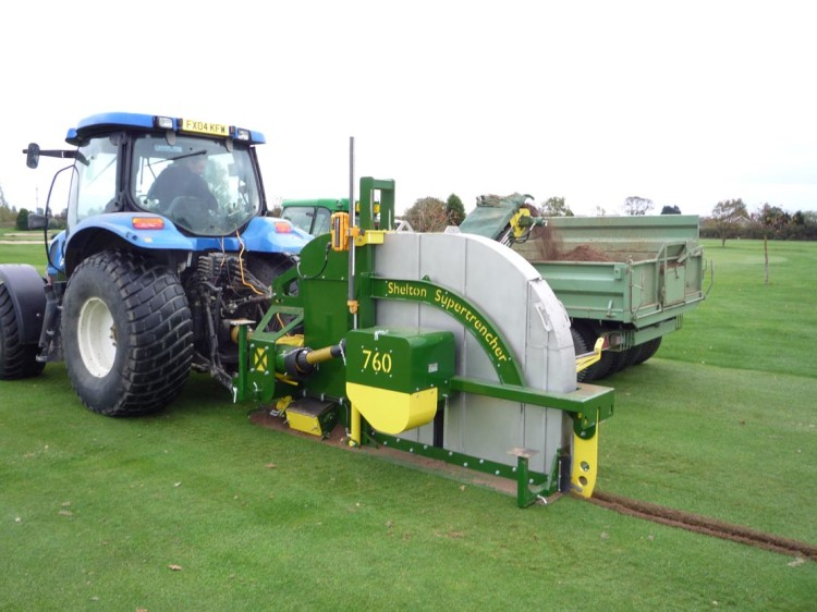Technical talk about sports turf drainage | Pitchcare Articles