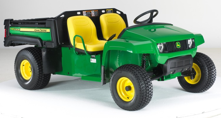 New Electric Gator Lasts Longer Pitchcare