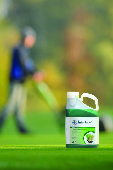 Bayer launches next generation turf fungicide - Interface