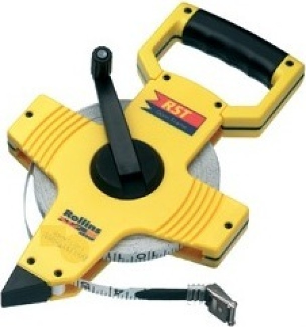measuring tape. rst 50m measuring tape zoom