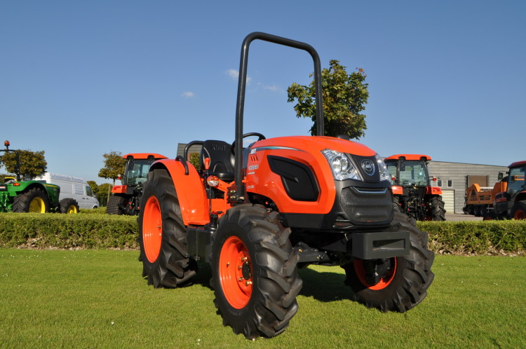 Kioti have launched their latest range of compact tractors
