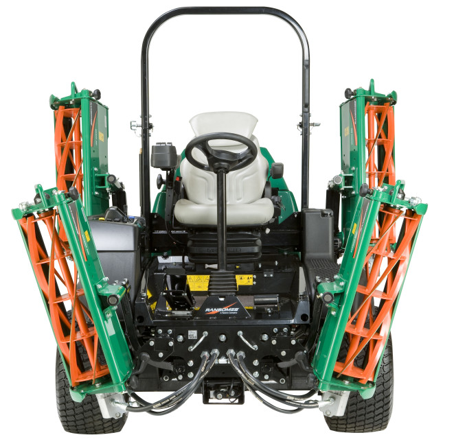 Ransomes Jacobsen Press Day | Pitchcare Articles