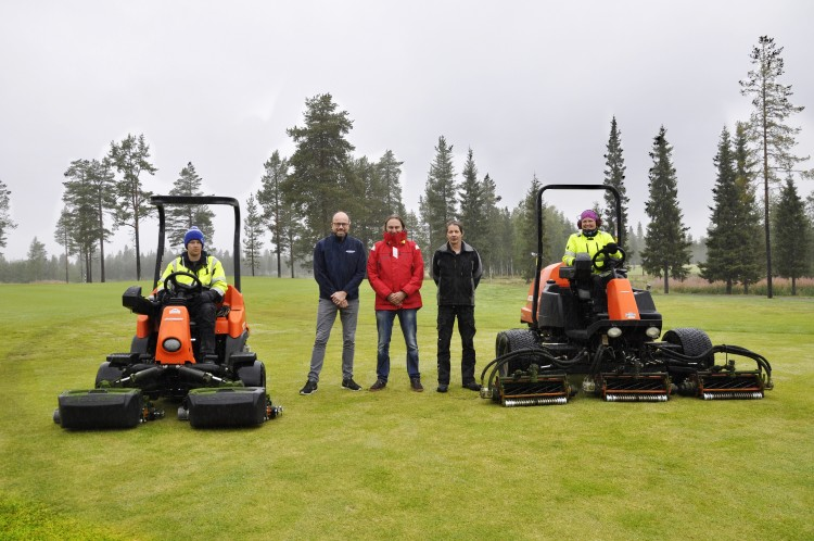 Jacobsen Chosen by One of the Most Northern Courses in the