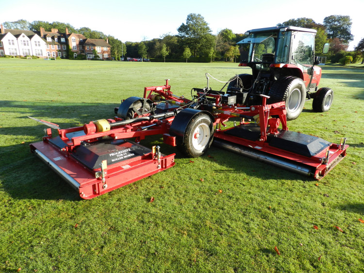 Progressive Mower Is Top Of The Class Pitchcare Articles