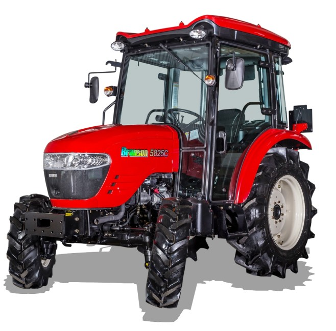 Branson Tractors launch their new range of Compact Tractors