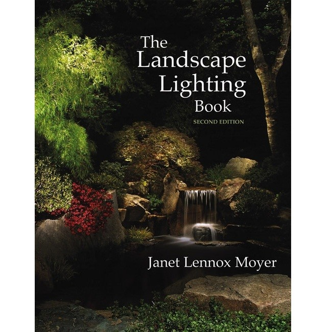 The landscape lighting book 2nd edition garden design for Landscape design books