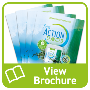 Request a SeaAction Seaweed Brochure