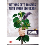 Poster for the use of ICADE herbicide