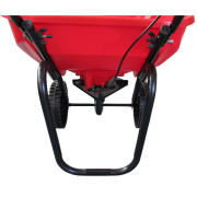 Leg Stand of the EarthWay 2030 Spreader