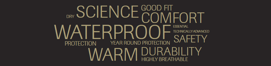 Haix Gore Tex Black Eagle Quote Word Cloud