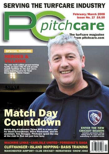 Pitchcare Magazine - Issue 17
