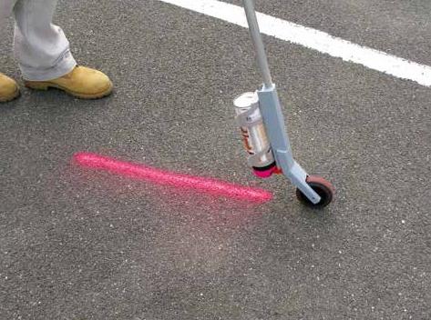 ProMarker Aerosol Marking Rod for ProMarker Aerosol Line Marking Paint