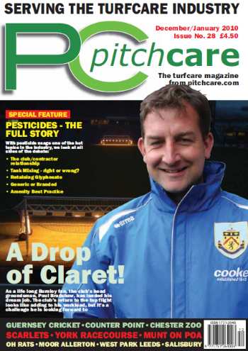 Pitchcare Magazine - Issue 28