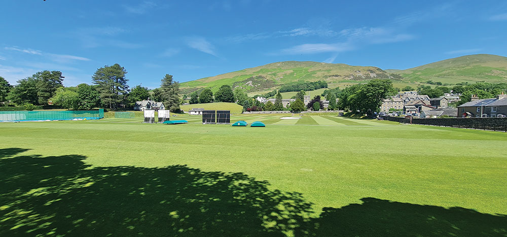 The breeding grounds at Sedbergh School Background
