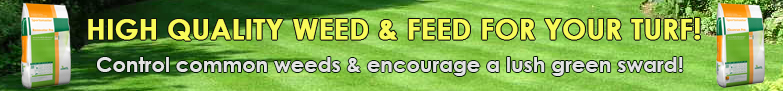 Weed and Feed Banner 6