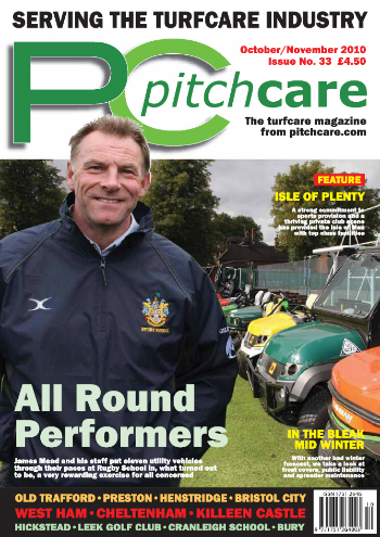 Pitchcare Magazine - Issue 33