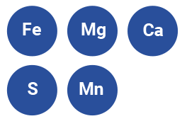 Maxwell Bullet Soluble Iron Elemental Components