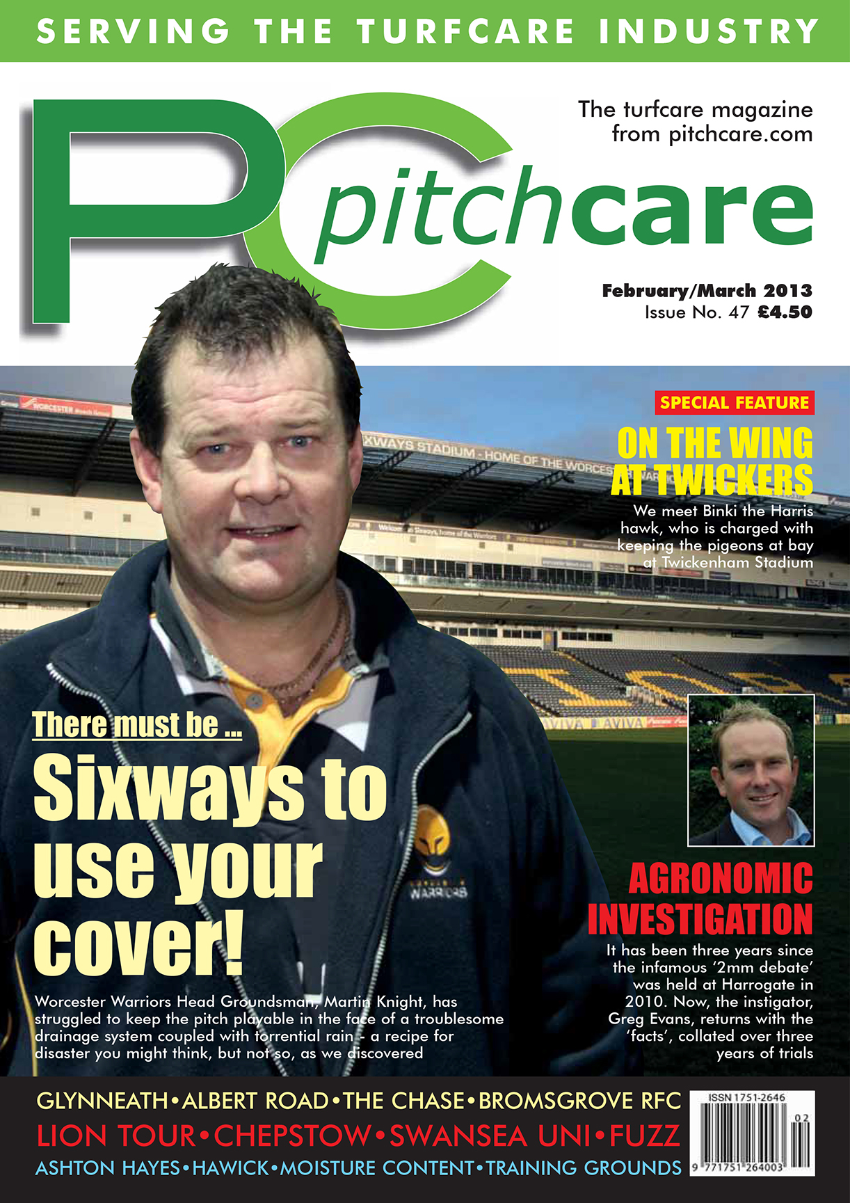 Cover February March2013