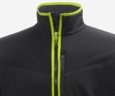 Helly Hansen Magni Fleece Jacket Front Feature