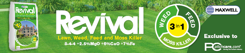 Maxwell Revival Weed & Feed Category Banner
