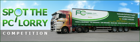 PC Lorry Banner