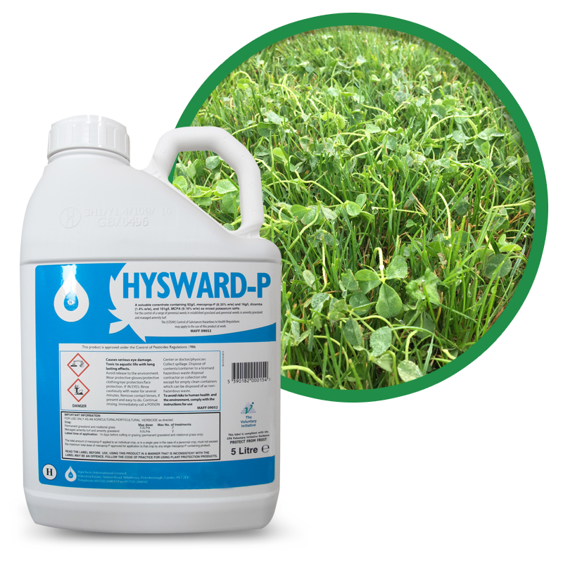 Weed Killer & Herbicides - Pitchcare