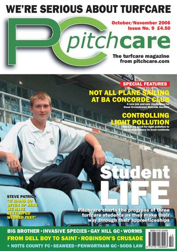 Pitchcare Magazine - Issue 9