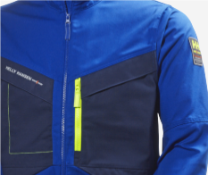 Helly Hansen Aker Jacket Features - Front