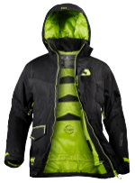 Helly Hansen Magni Winter Jacket Internal Features