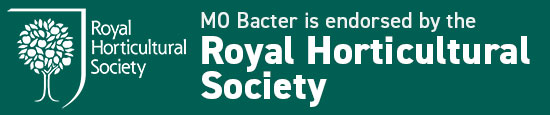 MO Bacter - endorsed by Royal Horticultural Society