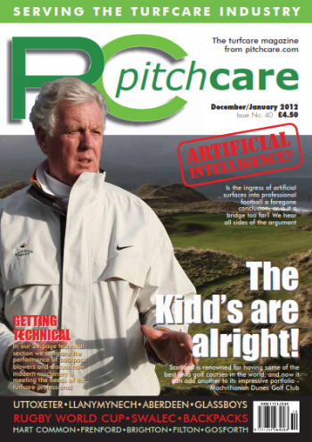 Pitchcare Magazine - Issue 40