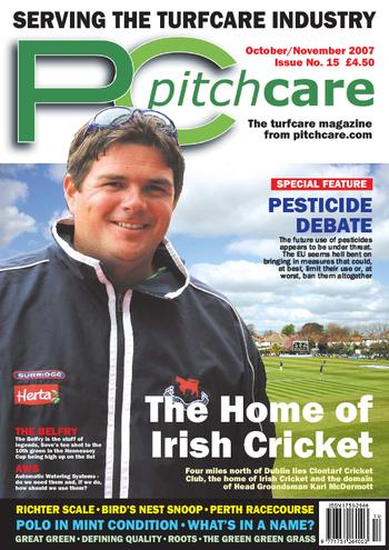 Pitchcare Magazine - Issue 15