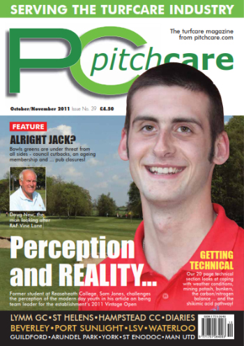 Pitchcare Magazine - Issue 39