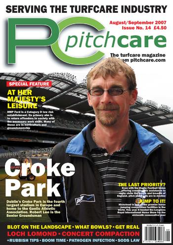 Pitchcare Magazine - Issue 14