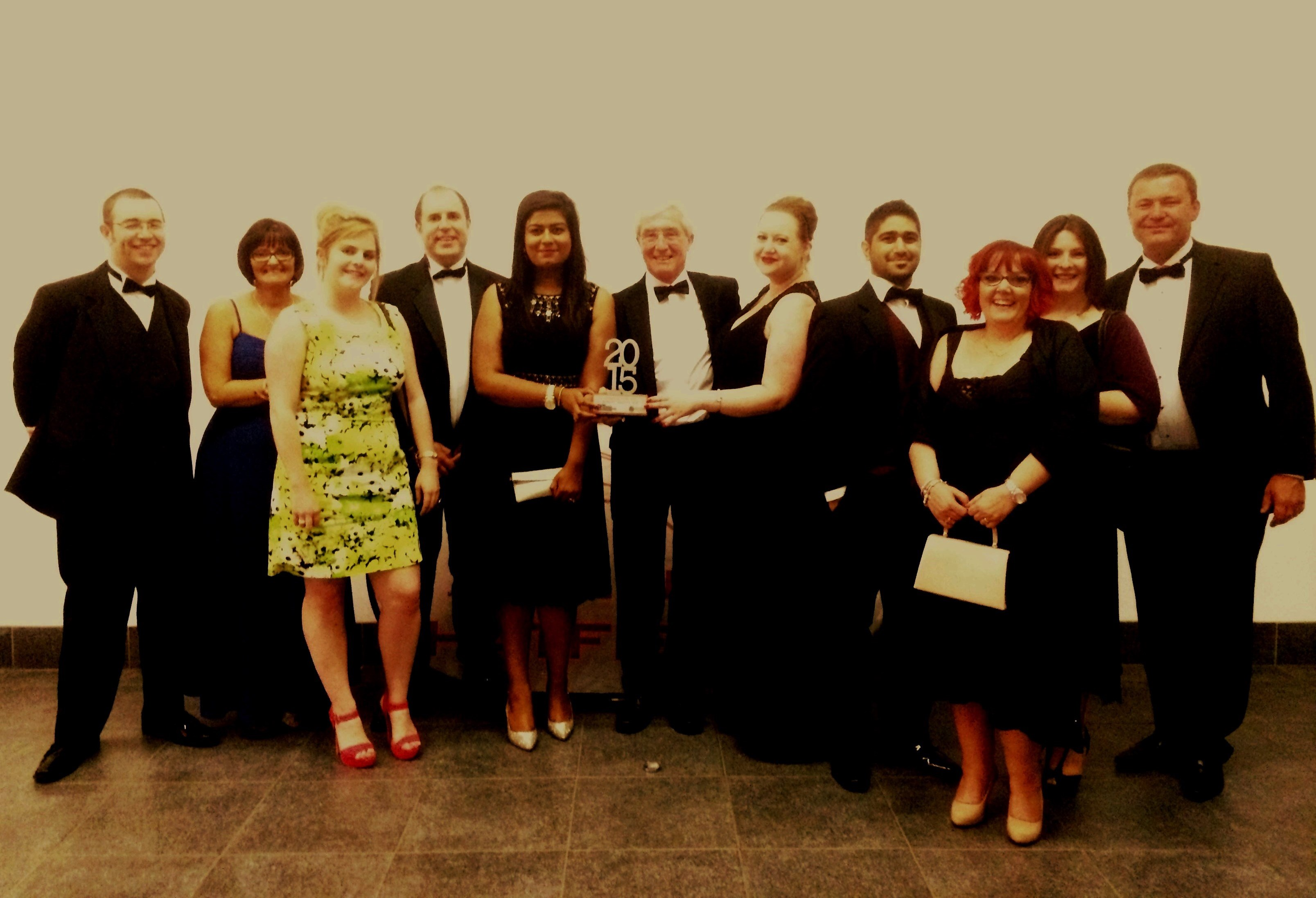 Shropshire Chamber of Commerce Business Awards