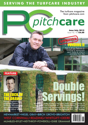 Pitchcare Magazine - Issue 43