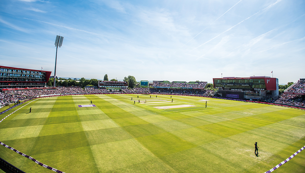 The Merchant of Old Trafford - Lancashire CCC Background