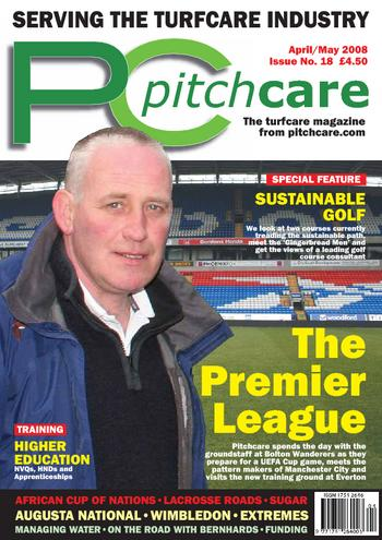 Pitchcare Magazine - Issue 18