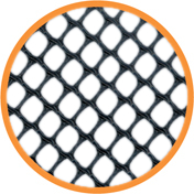 50% Wind Reduction - Heavy Duty Windbreak Netting