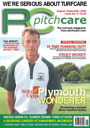 Pitchcare Magazine - Issue 8