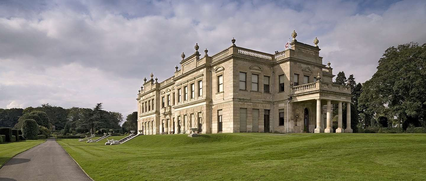 Brodsworth Bounces Back! Background