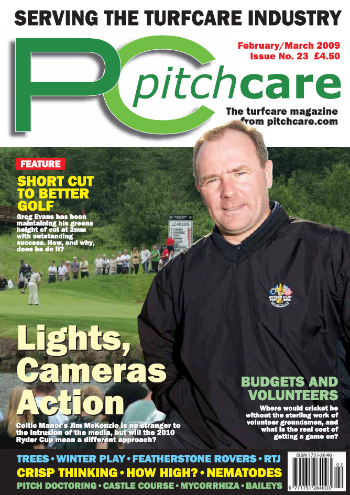 Pitchcare Magazine - Issue 23