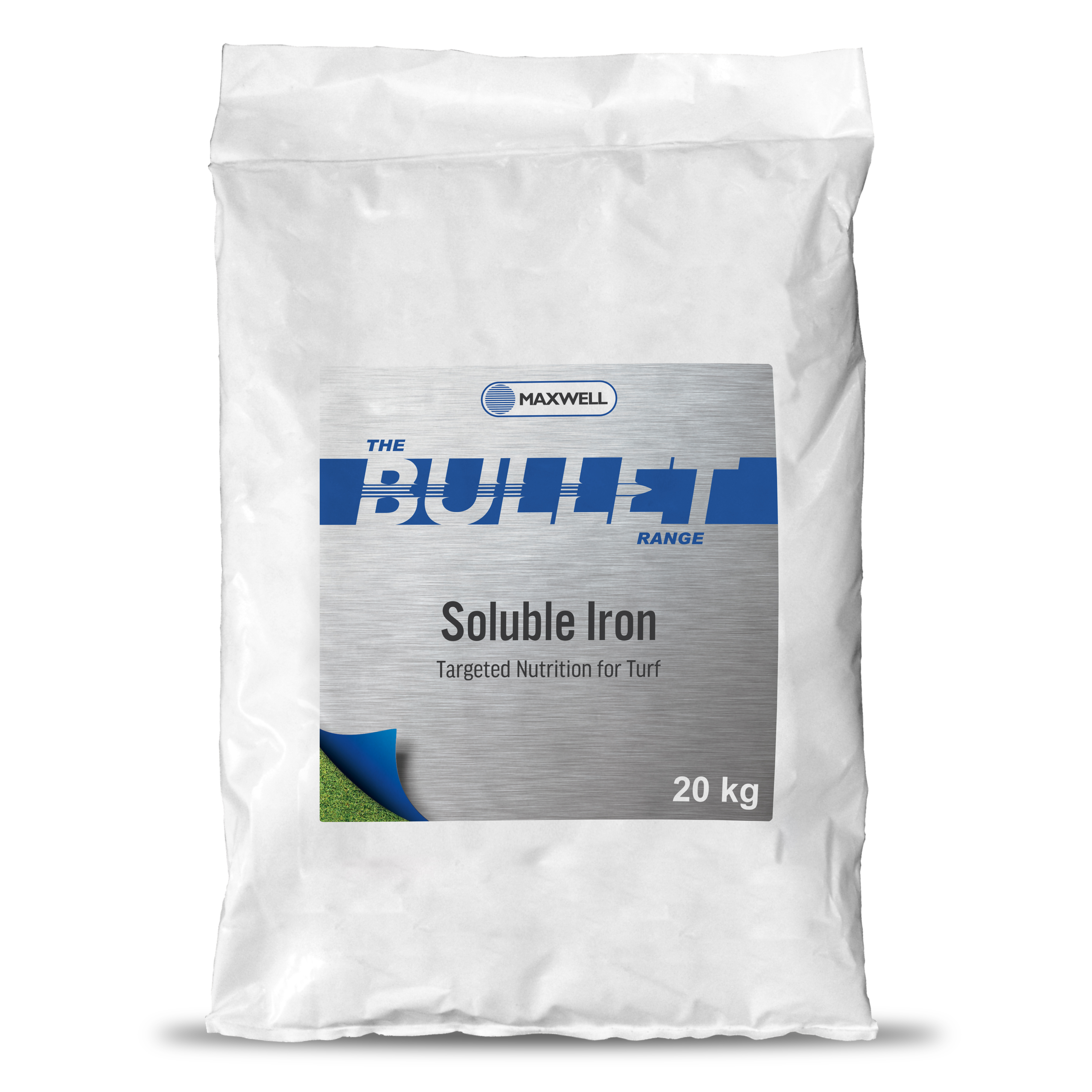 Maxwell Bullet Soluble Iron Soluble Iron Turf Hardeners